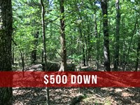 $500 Down On 4 Acres At Lake : Cedarcreek : Taney County : Missouri