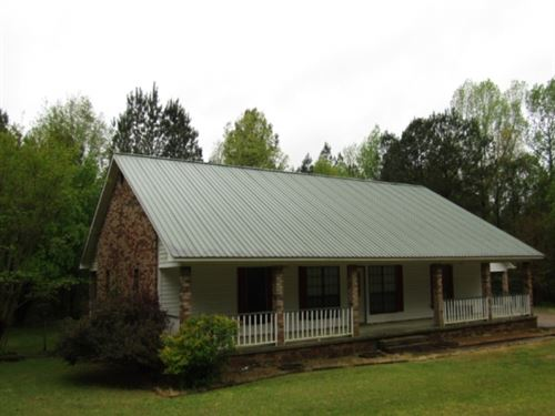 1.5 Acres In Franklin County At 590 : Roxie : Franklin County : Mississippi