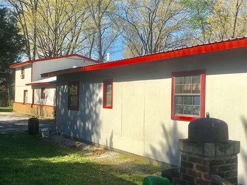 Country Home 13 Acres North : Maynard : Randolph County : Arkansas