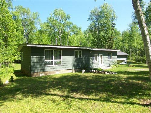 Kabetogama MN Cabin, Northern : Kabetogama : Saint Louis County : Minnesota