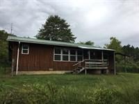 Rustic Cabin 5 Acres Southern : Winona : Shannon County : Missouri