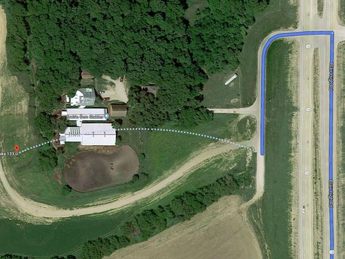 Perfect Private Equestrian Ranch : Omaha : Washington County : Nebraska