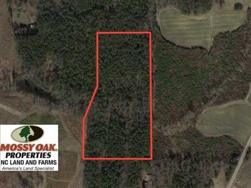 Under Contract, 12.65 Acres of Re : Oxford : Granville County : North Carolina