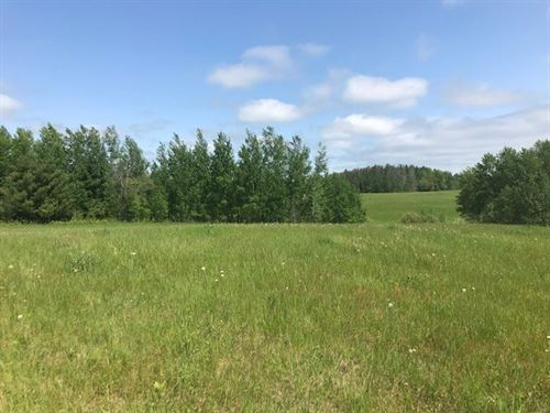 Small Acreage Lake View Pine Lake : Finlayson : Aitkin County : Minnesota