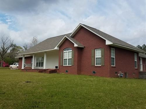 County Home 5 Acres Franklin County : Bude : Franklin County : Mississippi