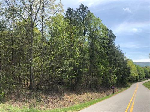 11.77 Acres Rydal, Bartow County : Rydal : Bartow County : Georgia