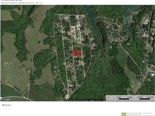 Mobile Home Lot, Timberlake Develo : Seneca : Anderson County : South Carolina