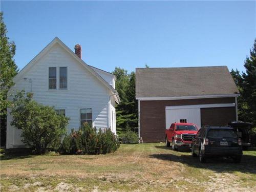 Country Farmhouse in Machias, ME : Machias : Washington County : Maine