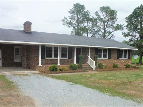 Country Home Margarettsville, North : Margarettsville : Northampton County : North Carolina