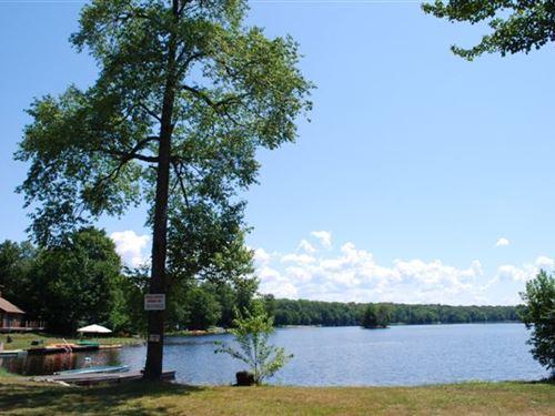 Lorton Lake Rights : Orwell : Oswego County : New York