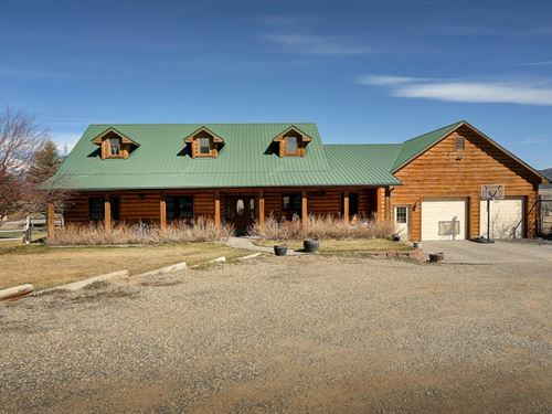 2476409, Custom, Log Sided Home WI : Salida : Chaffee County : Colorado