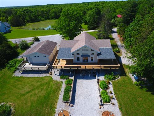 Mark Twain Lake Property, Monroe : Stoutsville : Monroe County : Missouri