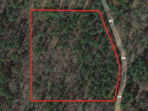 Perfect, Unrestricted 4 Acres : Cushing : Nacogdoches County : Texas