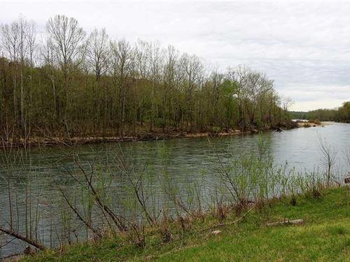 Riverfront Land For Sale in The He : Van Buren : Carter County : Missouri