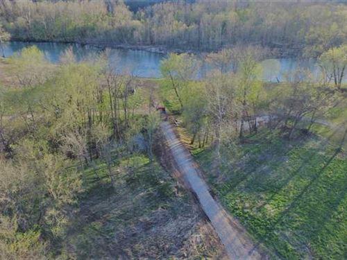 .75 Acre Lot For Sale Current Rive : Van Buren : Carter County : Missouri
