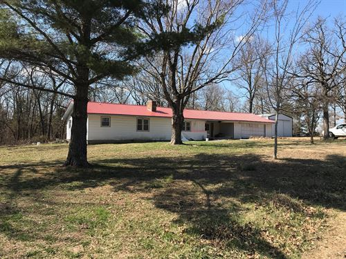 Fixer Upper-Priced to Sell : Lebanon : Laclede County : Missouri