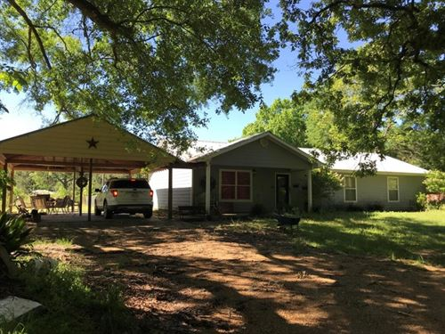 Home On 1.215 Acres, Franklin Count : Smithdale : Franklin County : Mississippi