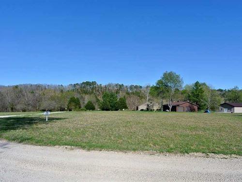 1.36 Acre Lot For Sale in Bass Roc : Van Buren : Carter County : Missouri