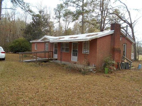 Brick Home 2 Acres Franklin County : Meadville : Franklin County : Mississippi