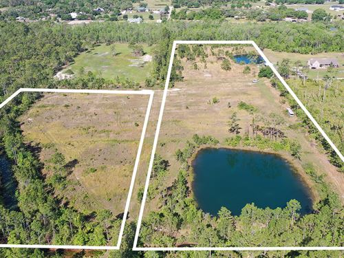 Osceola County Ranchette : Saint Cloud : Osceola County : Florida