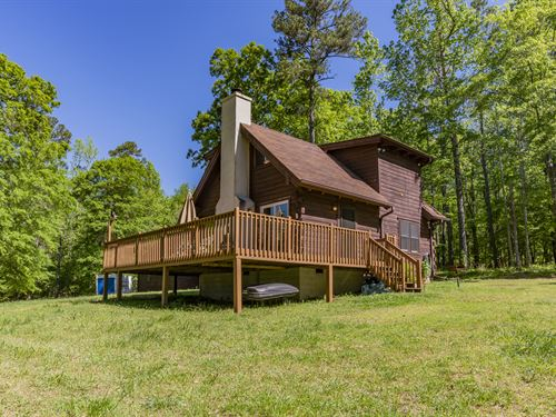 5020 Lakecrest Dr Lake Sinclair : Sparta : Hancock County : Georgia