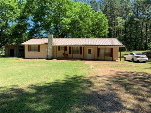 Ranch Style Country Home Lincoln : Brookhaven : Lincoln County : Mississippi