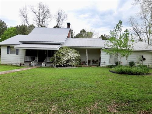 Country Home 10 Acres Franklin : McCall Creek : Franklin County : Mississippi