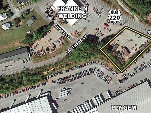 Great Opportunity To Build : Rocky Mount : Franklin County : Virginia