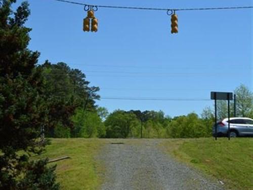 Transitional Land Comm, Corridor : Chapel Hill : Chatham County : North Carolina