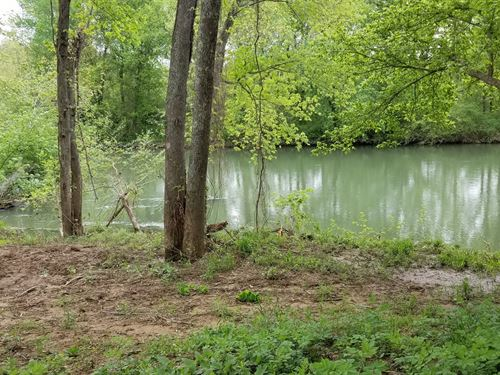 Buffalo River Campiing Lots Linden : Linden : Perry County : Tennessee