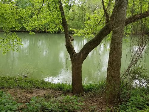 Buffalo Riverfront Camping Lots : Linden : Perry County : Tennessee