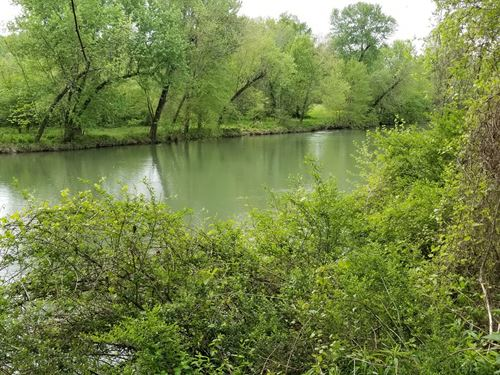 Buffalo Riverfront Lot Linden, TN : Linden : Perry County : Tennessee