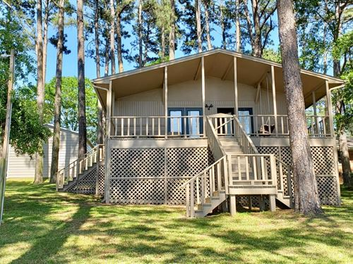 Waterfront Vacation Home Lake : Chandler : Henderson County : Texas