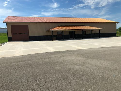 Commercial Building Albany : Albany : Clinton County : Kentucky