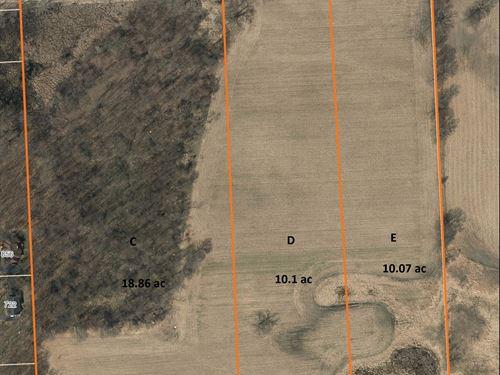 Chelsea Res & Ag Land, Parcel C : Dexter : Washtenaw County : Michigan