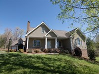 Beautiful Upstate Home On 11 Acres : Landrum : Spartanburg County : South Carolina