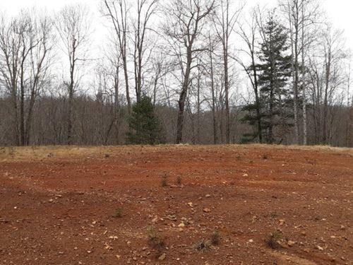 Fishing Retreat Ready to Build : Ferrum : Patrick County : Virginia