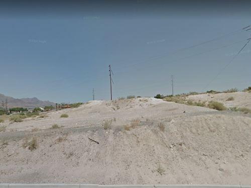 El Paso County, Tx $8,000 Neg : El Paso : Texas