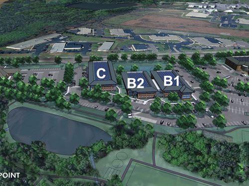 Liberty Point, Land For Bldg C : Ann Arbor : Washtenaw County : Michigan