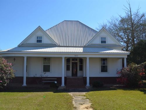 A Step Back In Time : Tylertown : Walthall County : Mississippi