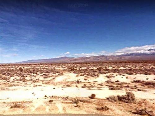 Nye County, Nv $53,000 : Pahrump : Nye County : Nevada