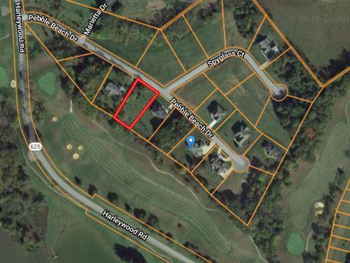 Building Site Clear Creek Golf : Abingdon : Washington County : Virginia