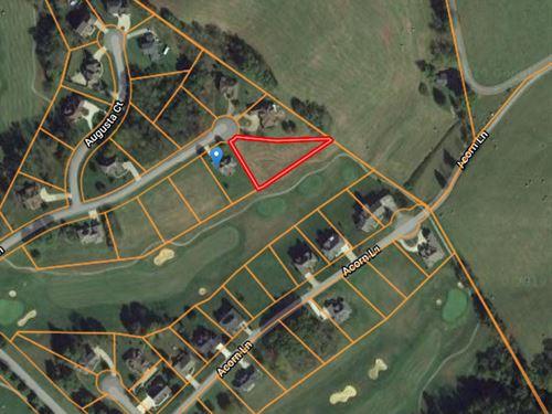 Golf Lot For Sale In Bristol VA : Bristol : Washington County : Virginia
