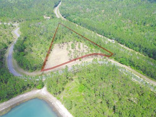 Lot 04- Deep Creek Plantation : Bryceville : Nassau County : Florida