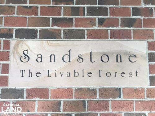 Sandstone Residential Lot : Hattiesburg : Lamar County : Mississippi