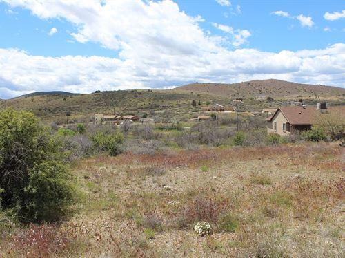 Premium Homesite in Cordes Lakes : Cordes Lakes : Yavapai County : Arizona