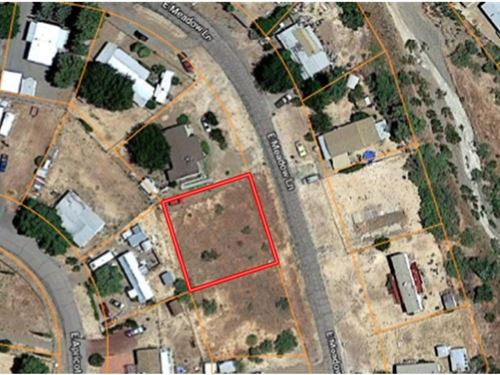 Best Price Manufactured Home Lot : Spring Valley : Yavapai County : Arizona