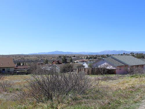 Homesite in Spring Valley AZ : Spring Valley : Yavapai County : Arizona