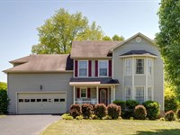 Custom Built Home 3+ Acre Lot : Columbia : Maury County : Tennessee