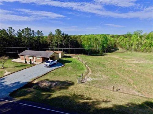 2.5 Acre Equestrian Ranch With Hom : Roxboro : Person County : North Carolina